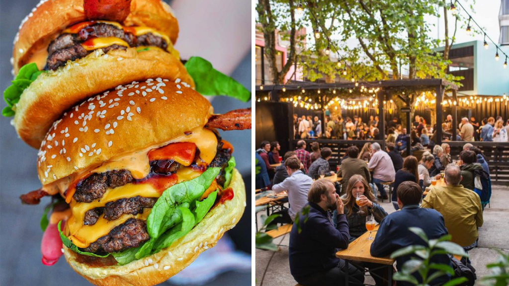 Saucy Award-Winning Burgers And The Lovely Makers Market Are Coming To Hatch This Month