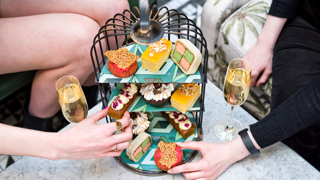 The Refuge Has Launched A Brand New Afternoon Tea, And It's Packed Full Of Cakes And Sweets