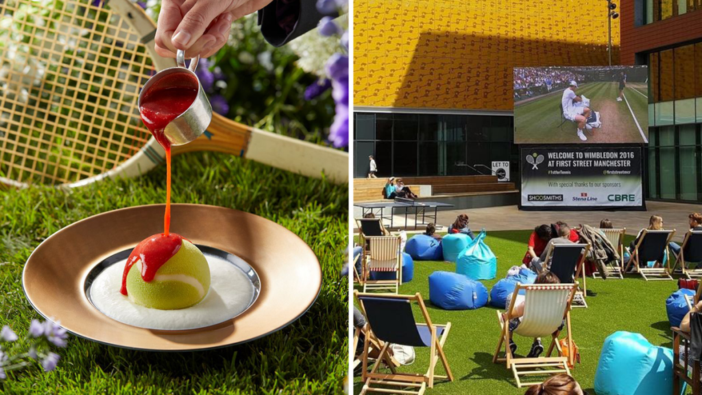 4 Places In Manchester To Watch And Celebrate Wimbledon This Summer