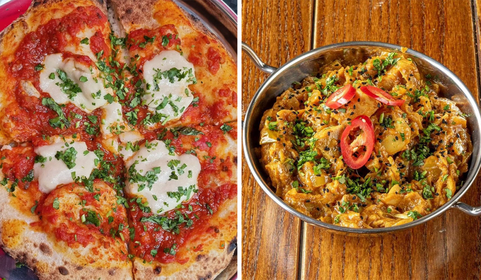 A Tasty Indian Foodie Spot Inspired By The Smiths Has Created A Mouthwatering Naan Bread Pizza