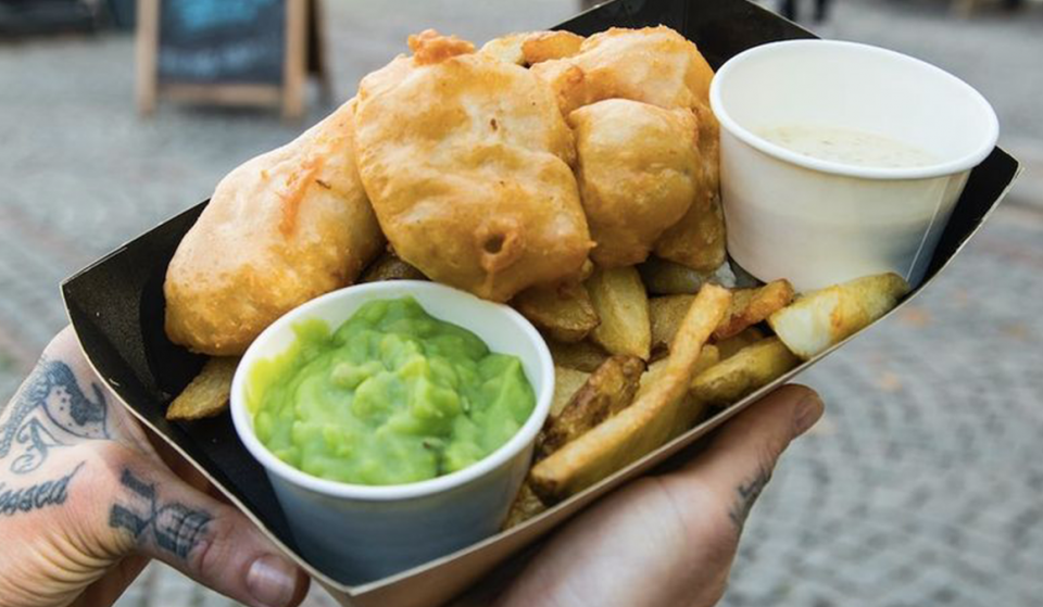 A Huge Chippy Tea Takeover Is Coming To Manchester This September