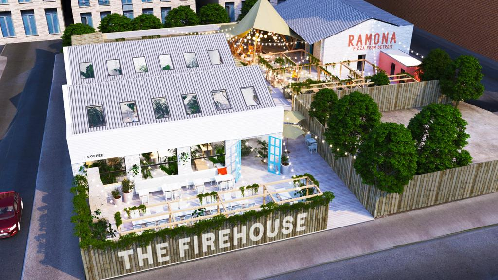 A New Californian-Style Bar & Restaurant Is Opening In An Old Ancoats Warehouse This Month