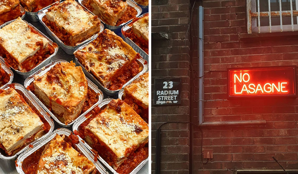 A Restaurant Dedicated To Just Lasagne Exists In Manchester & Its The Stuff Of Italian Dreams