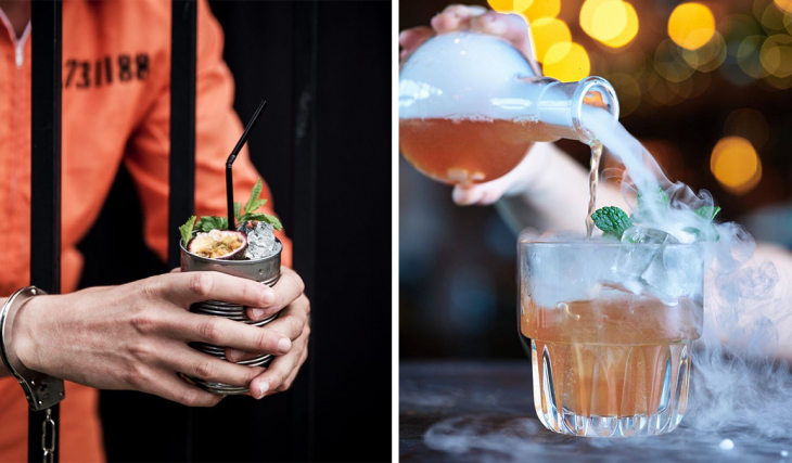 9 Of The Coolest Places To Try Weird & Wonderful Cocktails In Manchester