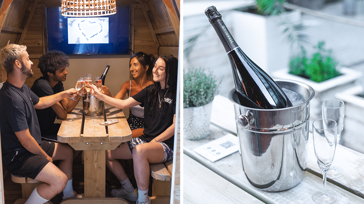 Watch Love Island From Your Very Personal Seashore Hut This Summer time At Manchester's Ibiza-Themed Bar
