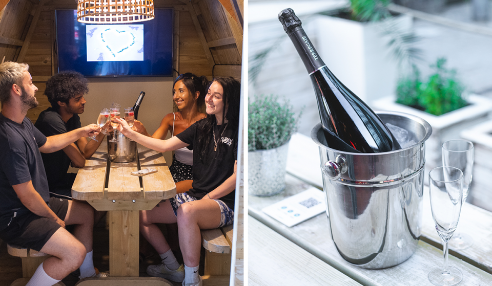 Watch Love Island From Your Very Own Beach Hut This Summer At Manchester's Ibiza-Themed Bar