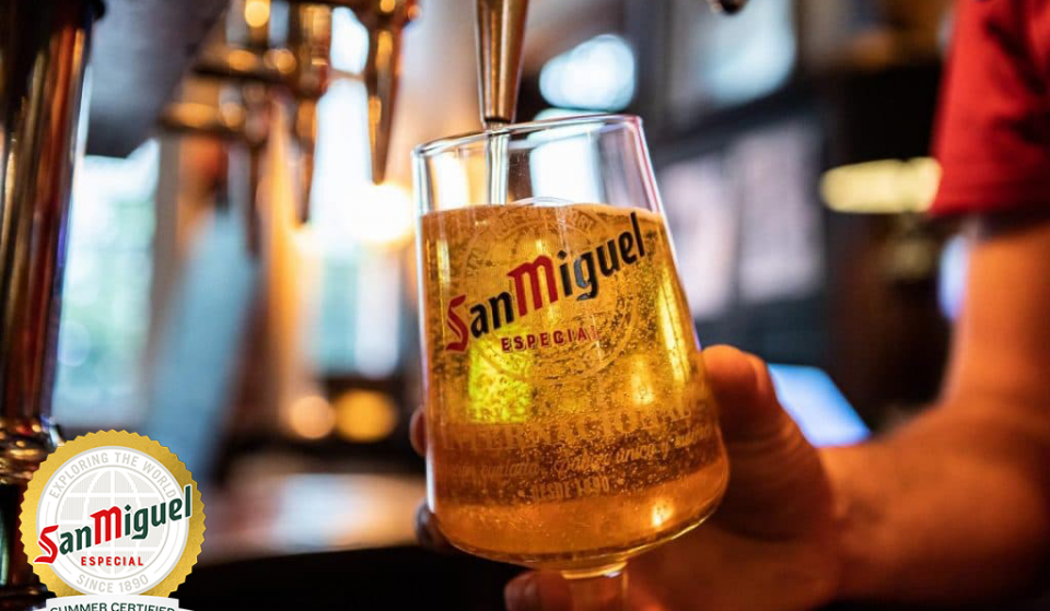 Enjoy A Refreshing San Miguel At One Of These Manchester Bars And Restaurants