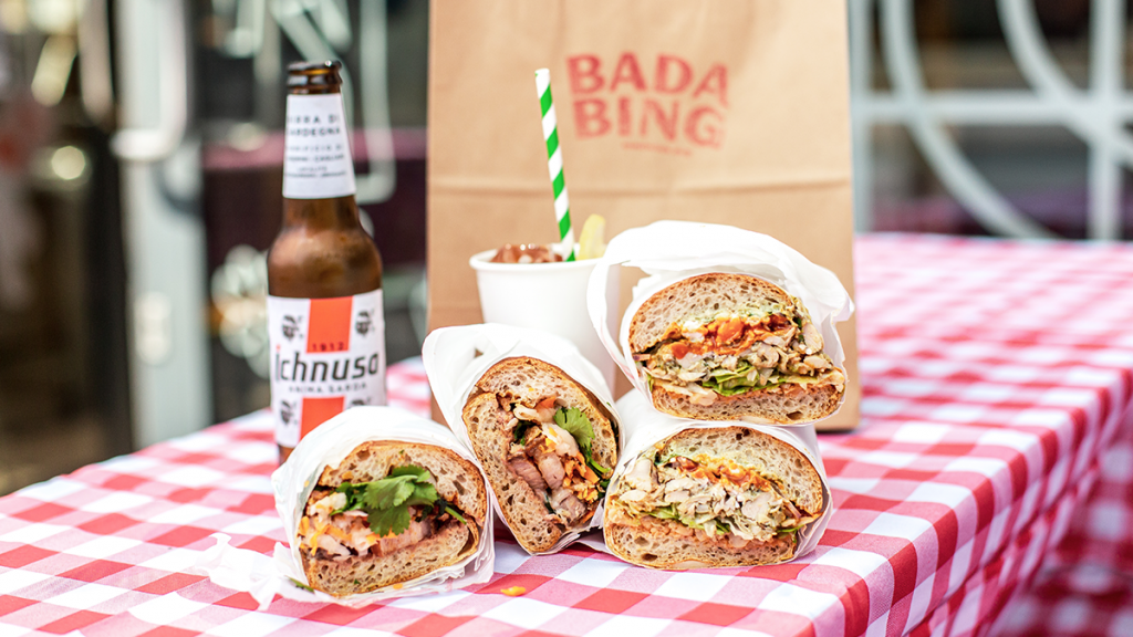 A Sopranos-Inspired 'Hoagie' Mobile Has Launched In MediaCityUK