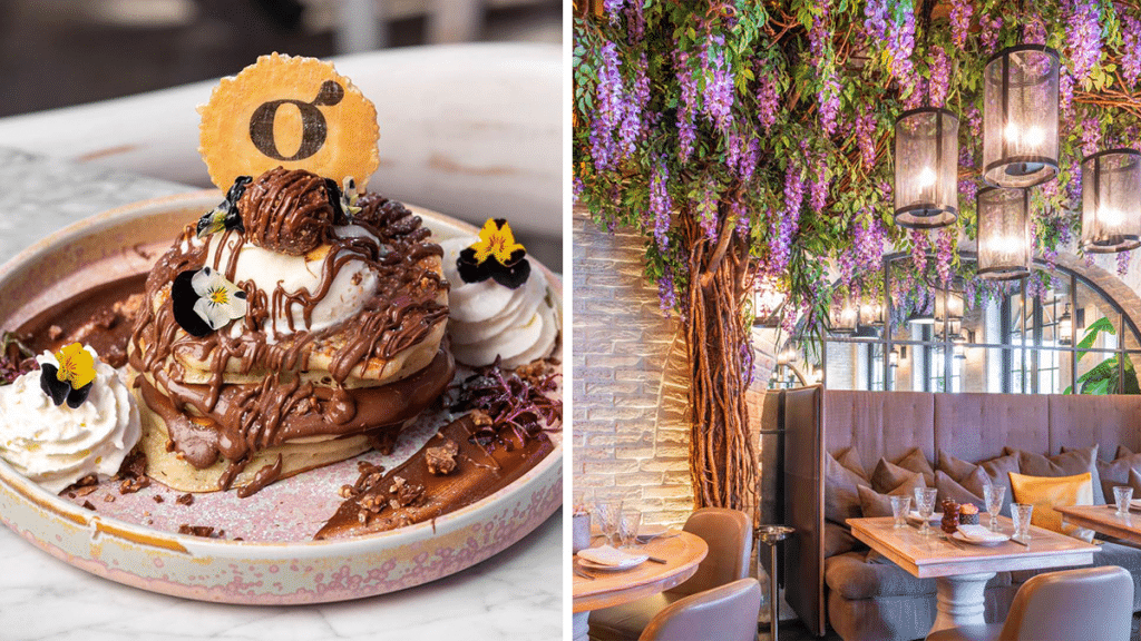 9 Of The Prettiest, Picture-Perfect Brunch Spots In And Around Manchester