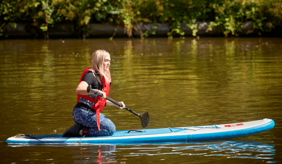 You Can Now Paddleboard On The Peaceful Bridgewater Canal This Summer