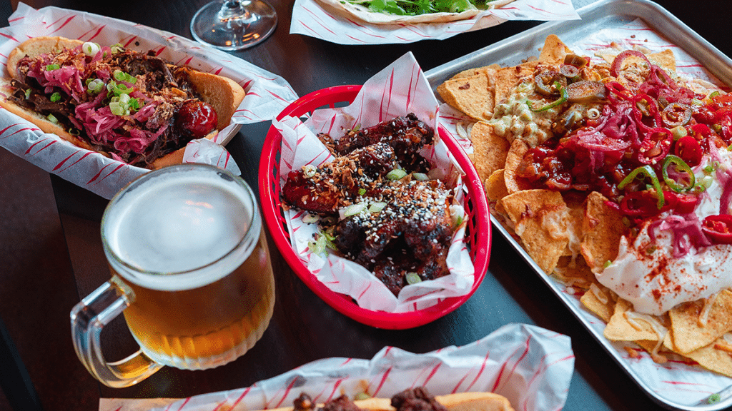 Enjoy Beers And BBQ Grub At The Northern Quarter's Newest Boozy Basement Bar