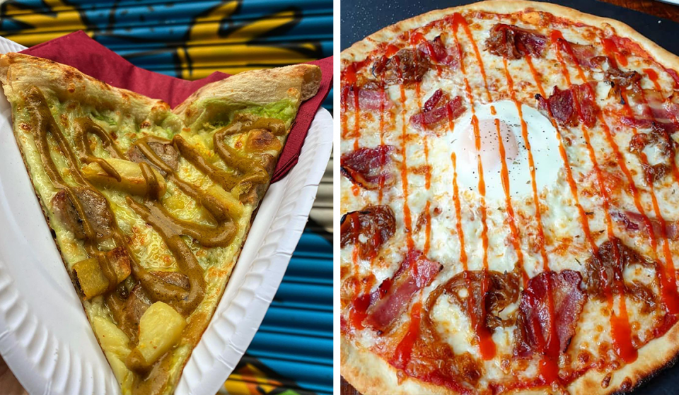 9 Of The Most Weird And Wonderful Pizzas To Try In Manchester