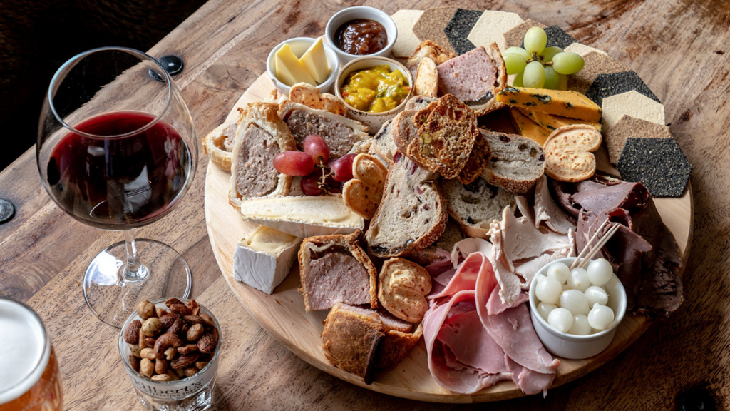The Quaint Wine & Cheese Bar Where Guests Can Indulge To Their Heart's Content