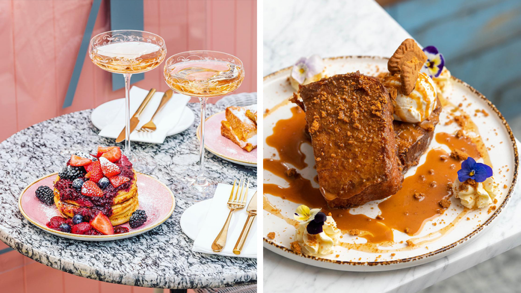8 Of The Sweetest Places For Breakfast To Start The Day With In Manchester