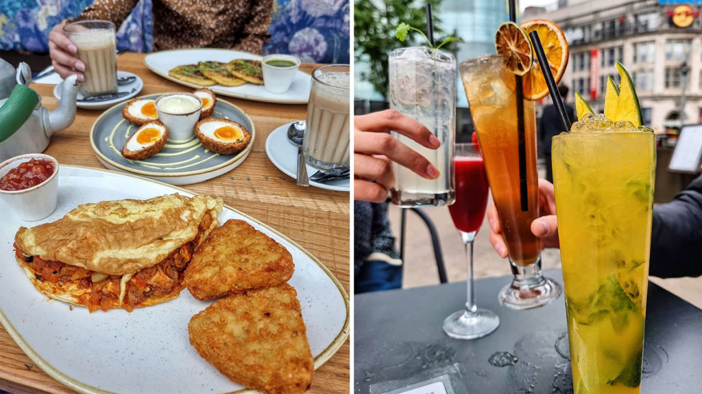 This New Indian Bottomless Brunch Is Here To Spice Up Manchester's Brunch Scene