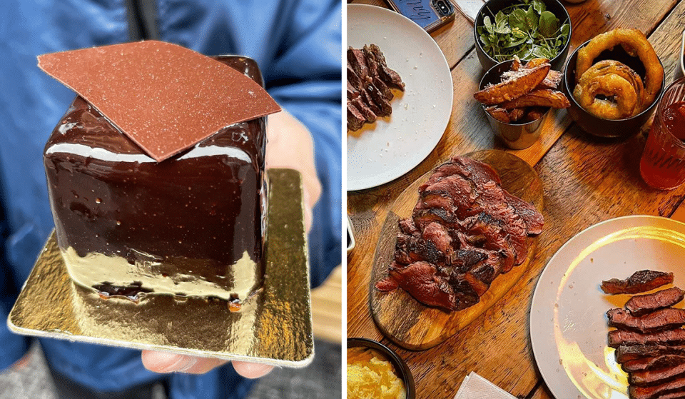 12 Of The Best New Restaurants To Try This October In Manchester