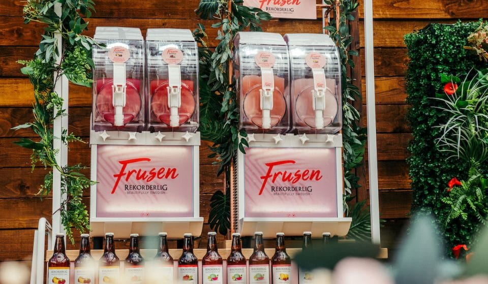 Rekorderlig Has Brought Out Frozen Slushies For Summer And They Look So Good