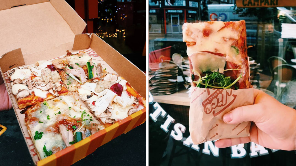 Slice Pizzeria Has Returned After Two Years With A Brand New City Centre Location