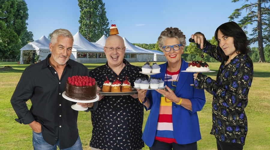 Bake Off Will Return To Our Screens Tantalisingly Soon And We Can't Wait
