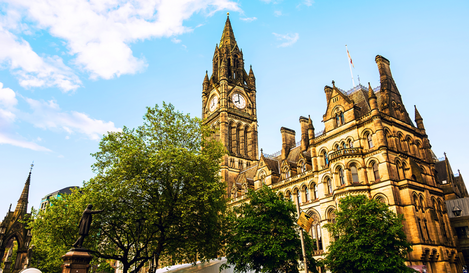 Manchester Has Been Named The 'Third Best City In The World'