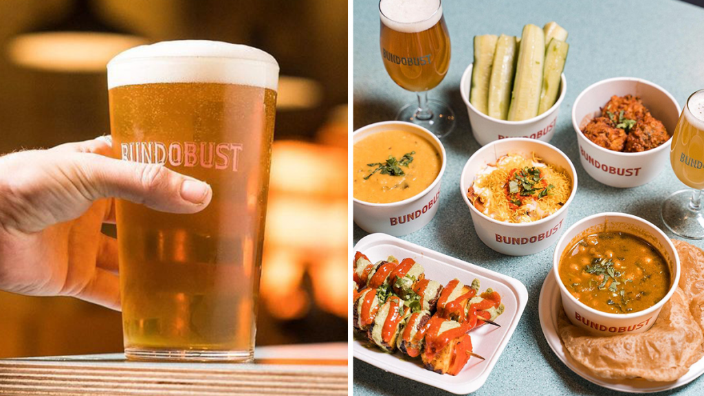 Bundobust Brewery Is Giving Away 200 Free Pints This Month To Celebrate Their Opening