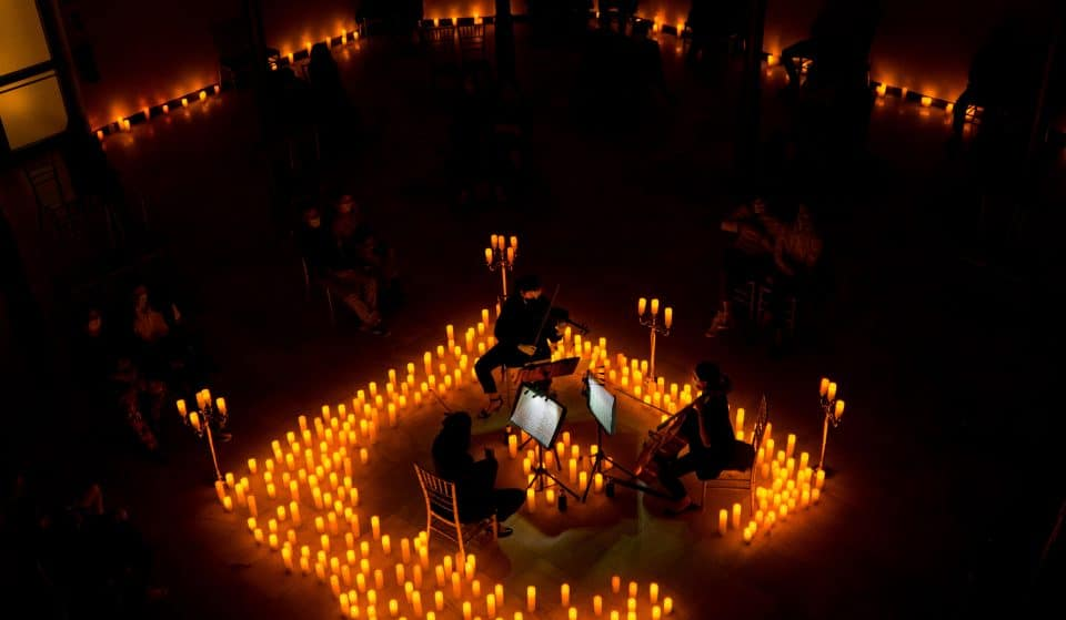 A Haunting Halloween Candlelight Concert Is Coming To Manchester Cathedral