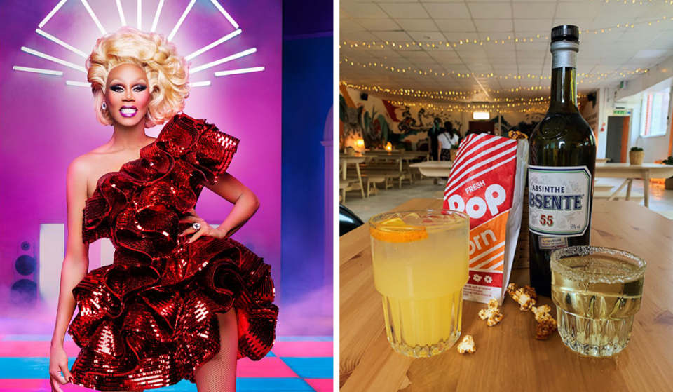 This Manchester Cinema Is Hosting A Bottomless RuPaul's Drag Race Premiere Party Next Week