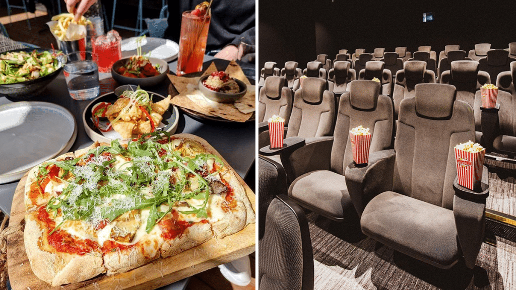 The Food-Filled Warehouse That's Home To A Dog-Friendly Cinema & 1KG Camembert Wheels