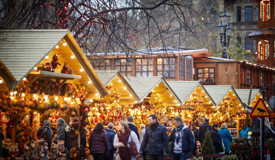 These Are The UK's Best Christmas Markets For All The Festive Feels