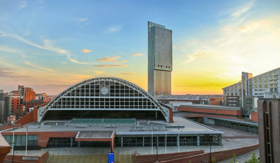 Tonight Will Be Manchester's Last 7pm Sunset Until March 2022