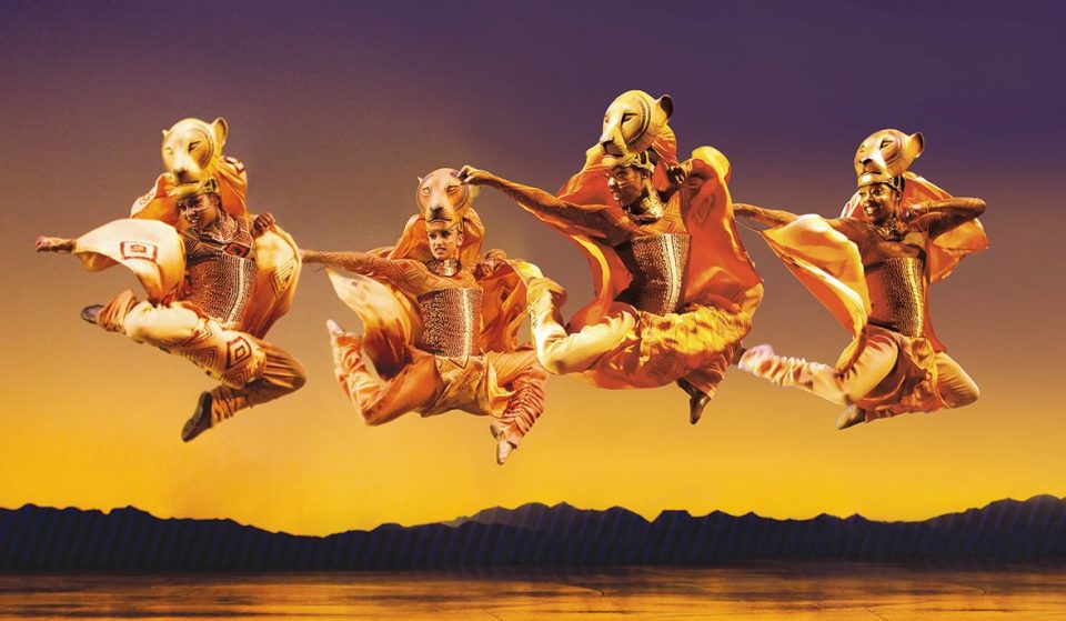 Disney's Lion King Musical Is Returning To The Stage In Manchester Next Year