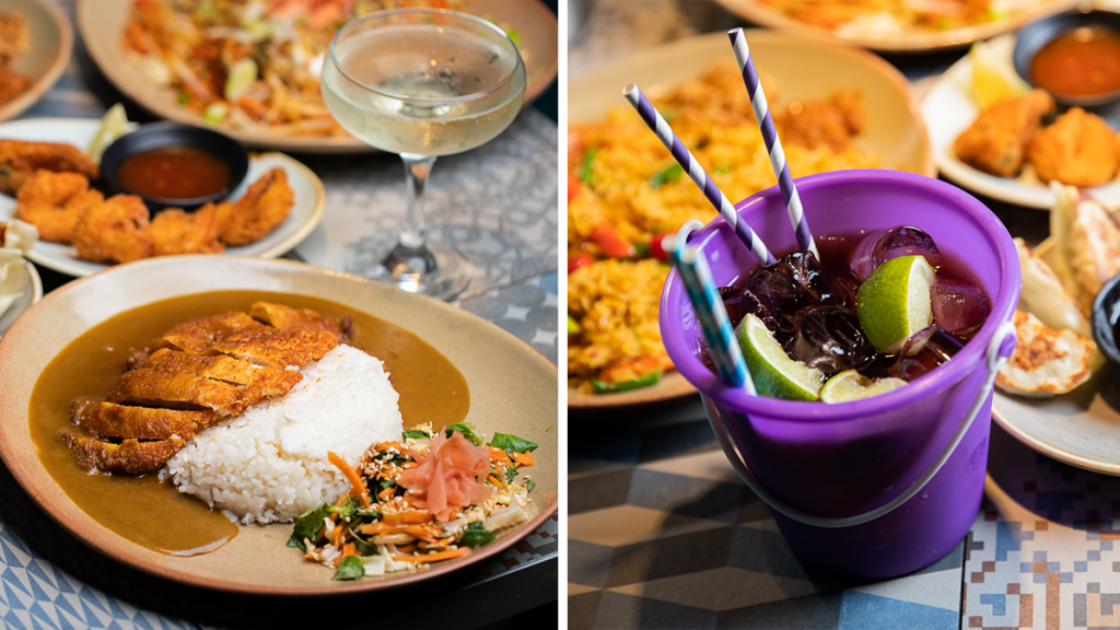 A Pan Asian Bottomless Brunch With Noodles And Katsu Is Coming To Manchester