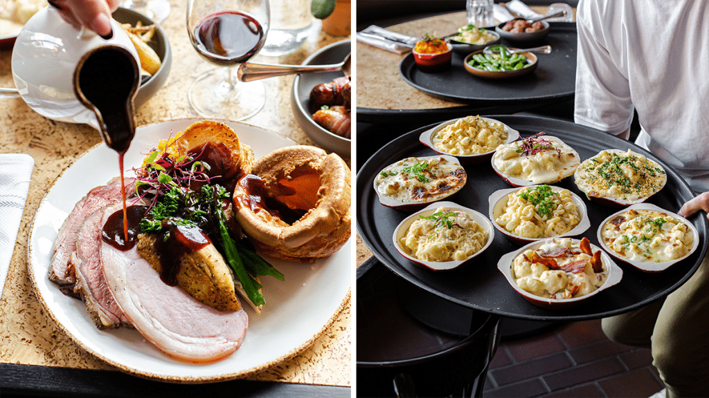 Enjoy An Entire Menu Of Cauliflower Cheese Dishes At Manchester's Newest Sunday Lunch