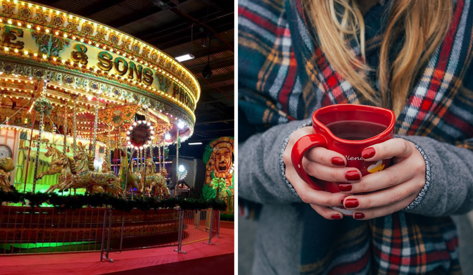 A 'Winter Wonderland' With A Fairground, Theatre Shows & Festive Food Is Coming To Manchester