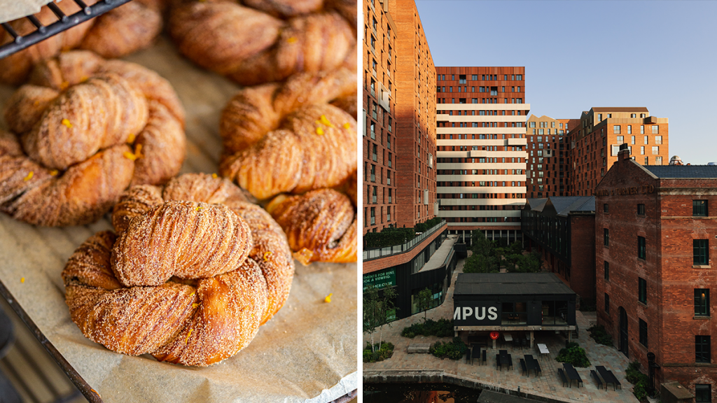 Pollen Is Set To Open A Brand New Pastry Kitchen At The New Kampus Neighbourhood