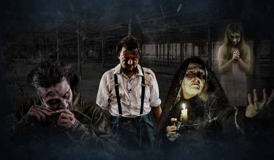 A Hair-Raising Halloween Horror Maze Is Coming To Manchester This October