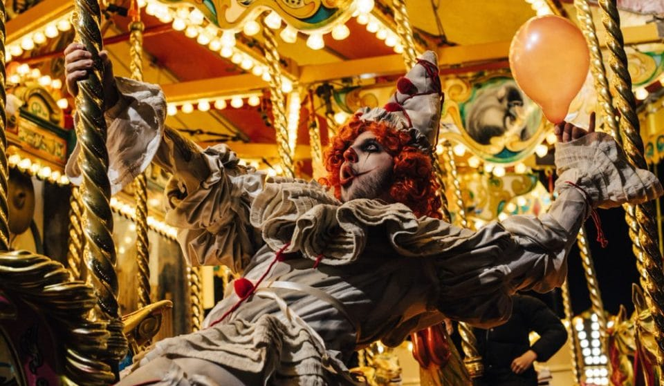 A Spooky Halloween Takeover With A Circus, Street Food And A Maze Is Coming To The Trafford Centre