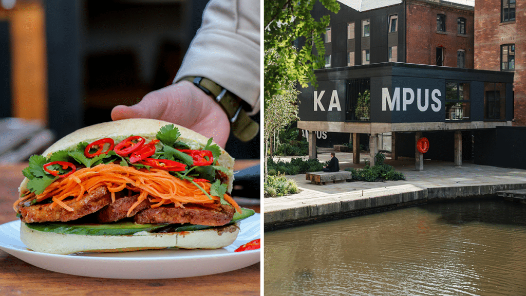 A Waterside South-East Asian Restaurant Is Opening This October