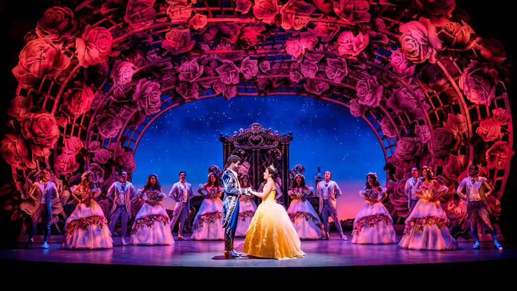 An Enchanted 'Beauty & The Beast' Musical Is Arriving In Manchester Next Year