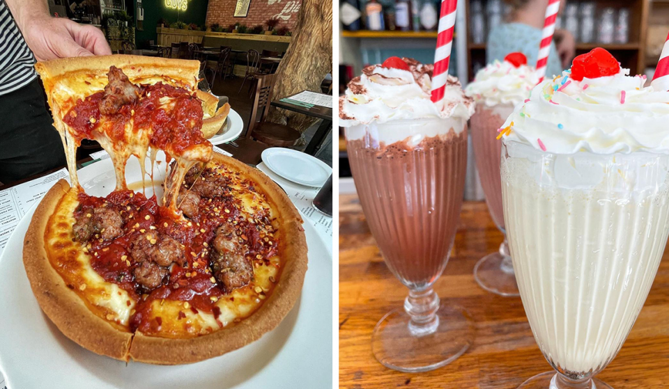 Escape To The USA With These Incredible American-Themed Bars & Restaurants