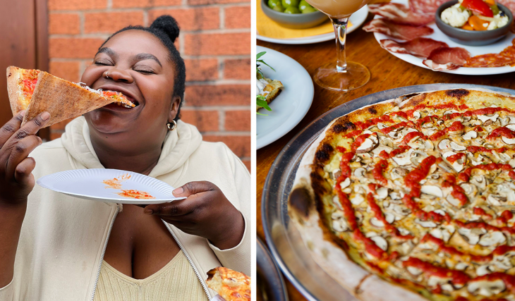 Chow Down On Bottomless Pizza & Booze Every Sunday At Manchester's Fun New Pizzeria