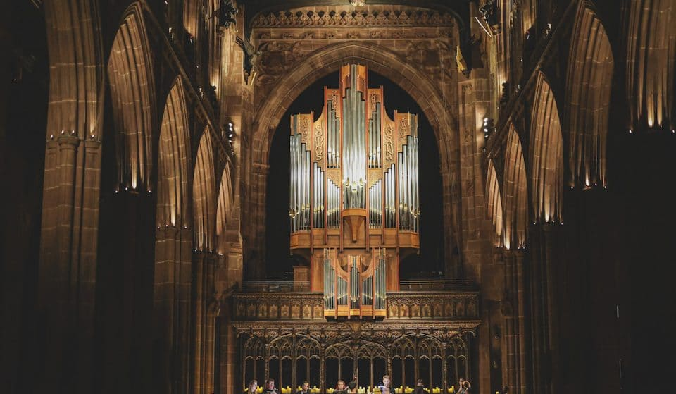 Manchester Cathedral Will Be Filled With The Sounds Of Pop Hits Next Month