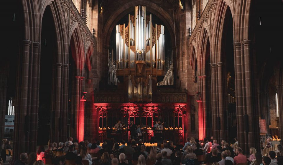 Manchester Cathedral Is Hosting A Disco Classics Candlelight Concert This November