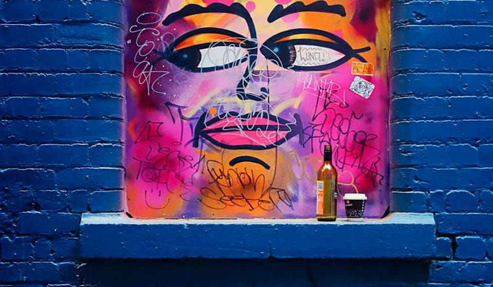 Explore Melbourne's World Famous Street Art And Inner-City History Like Never Before