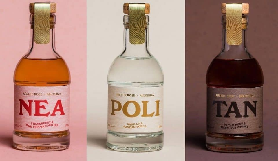 Gelato Messina And Archie Rose Distilling Co. Team Up To Conjure The Neapolitan In Spirits