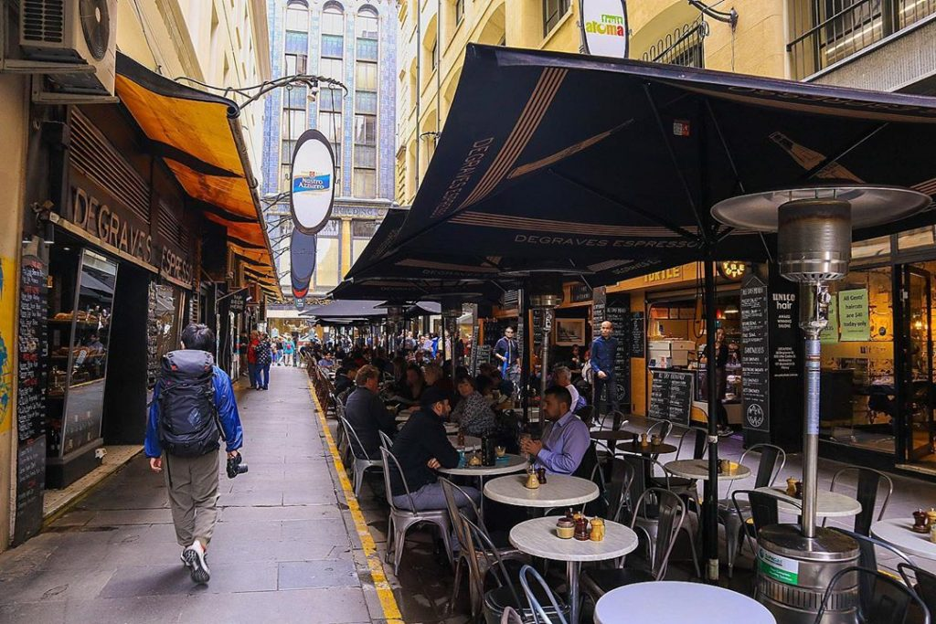 Melbourne Looks To The Big Apple For Post-Lockdown Outdoor Dining Inspiration
