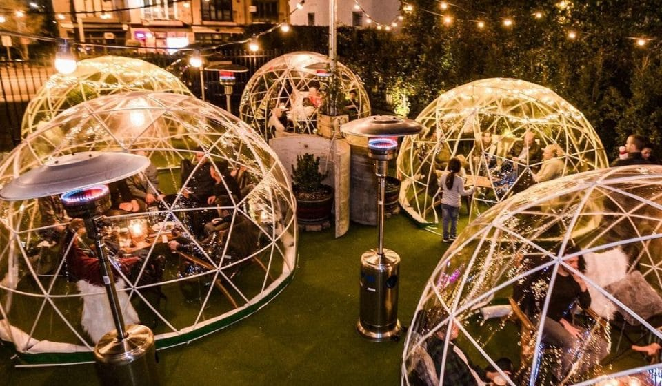 4 Magical Melbourne Venues With Igloo Pop-Ups This Winter