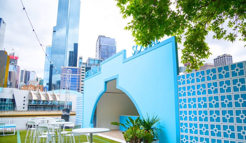 Southbank's Newest Outdoor Dining Precinct Adds More European Flair To Our Summer
