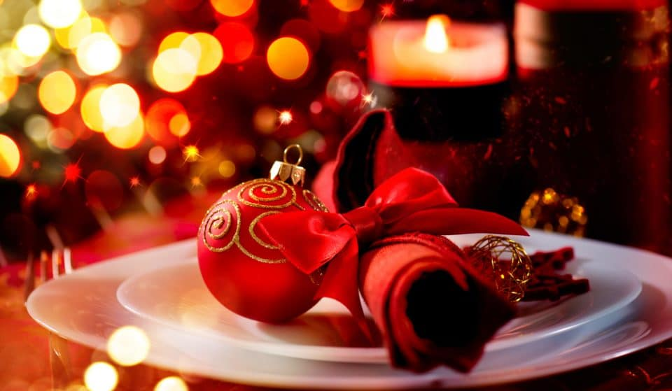 Dine In The Dark At This Magical, Festive Food Experience
