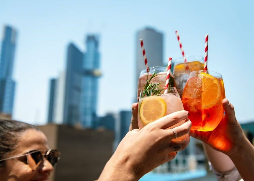Celebrate The New Year With Half-Price Food And Drink At These Melbourne Venues